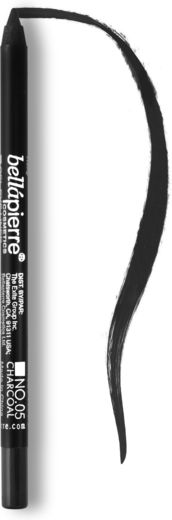 Bellapierre eye liner pencils charcoal
