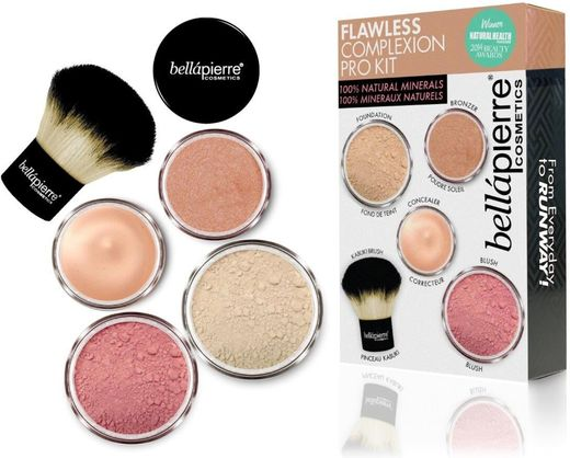 Bellapierre flawless comp pro kit fair