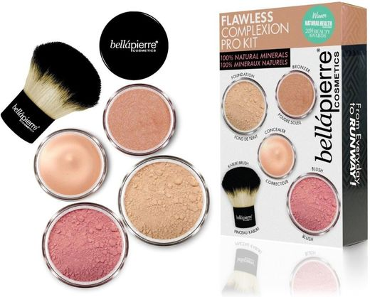 Bellapierre flawless comp pro kit medium