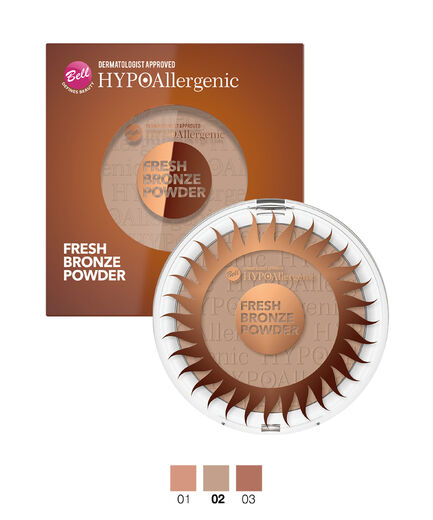 BELL HYPO FRESH BRONZE POWDER 02