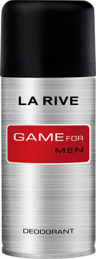 La rive game deo 150 ml for men