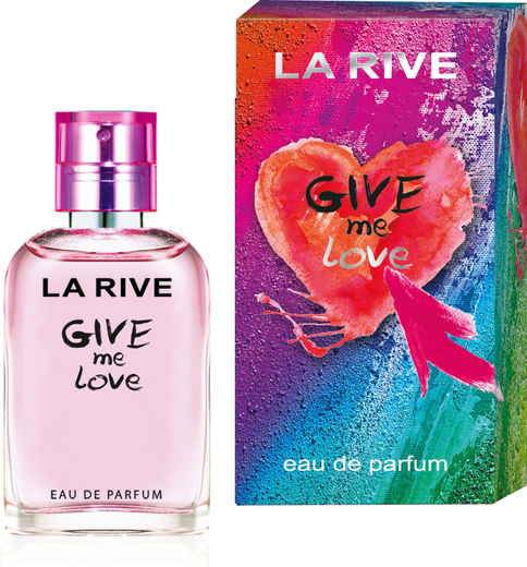 La Rive Give Me Love EdP 30 ml