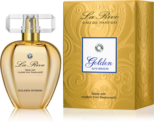 La Rive Golden Woman EdP 75 ml