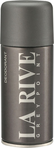 La rive grey point deo 150 ml miehille