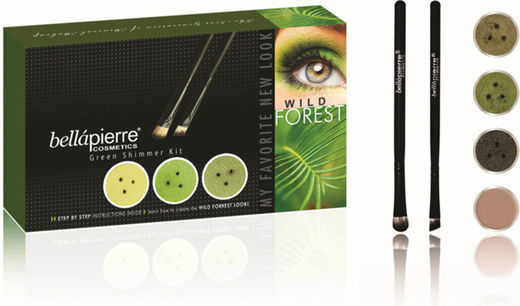 Bellapierre get the look kits wild forest