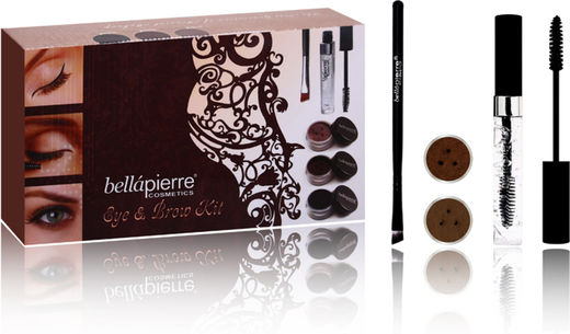 Bellapierre get the look kits eye and brow