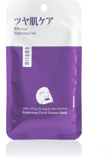 Mitomo Sheet Mask - Pearl 25g