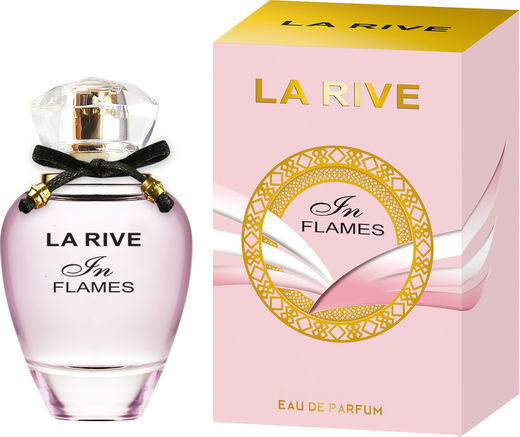 La Rive In Flames EdP 90 ml