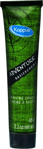 Kappus adventure 65g shaving cream