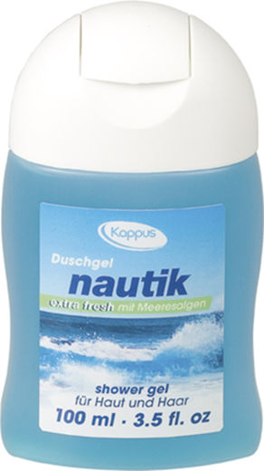 Kappus nautik body shampoo 100 ml