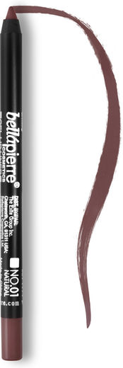 Bellapierre lip liner pencils natural