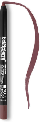 Bellapierre lip liner pencils cinnamon