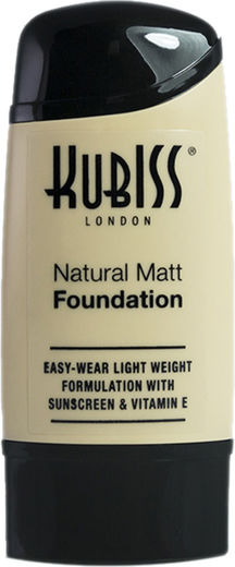 Kubiss matt foundation dreamland 4 35ml