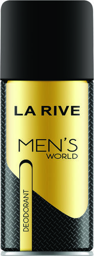 La Rive Mens World miesten deo 150 ml