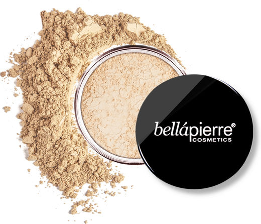 Bellapierre mineral foundation 9g ivory