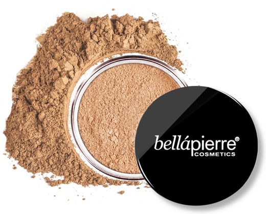 Bellapierre mineral foundation 9g latte