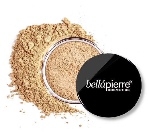 Bellapierre mineral foundation 9g cinnamon