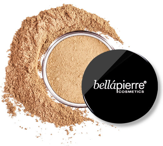 Bellapierre mineral foundation 9g nutmeg