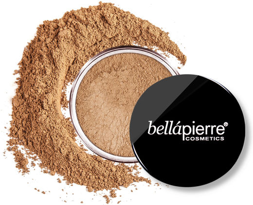 Bellapierre mineral foundation 9g maple