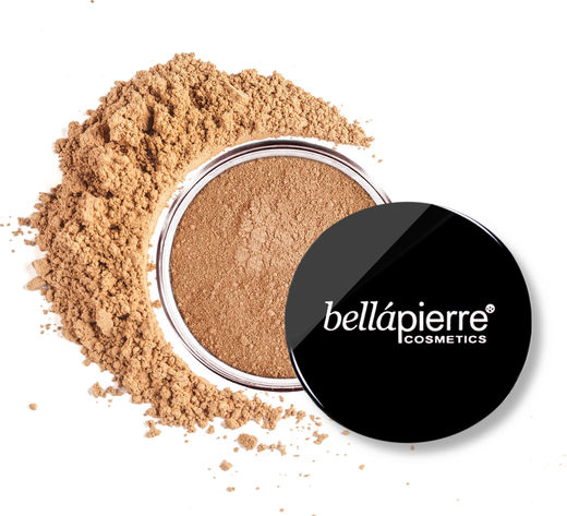 Bellapierre mineral foundation 9g cafe