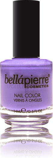 Bellapierre nail polish single lavender