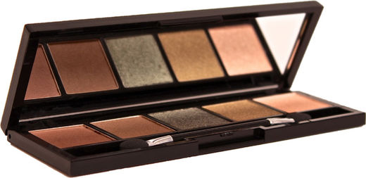 Bellapierre 5 pressed eye shadow camoufl