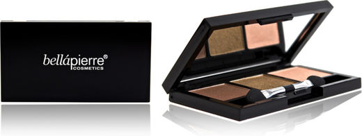 Bellapierre 3 pressed eye shadow golden