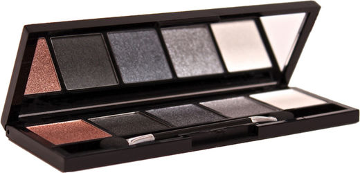 Bellapierre 5 pressed eye shadow smokey