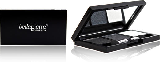 Bellapierre 3 pressed eye shadow smokey