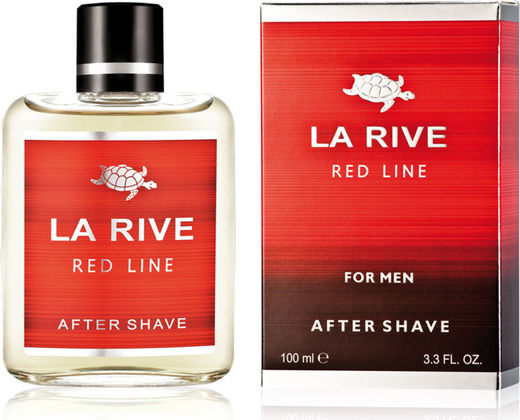 La rive red line after shave 100 ml