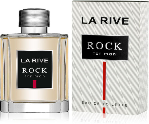 La Rive Rock For Man EdT 100 ml