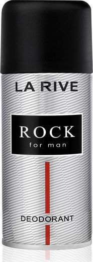La Rive Rock For Man miesten deo 150 ml