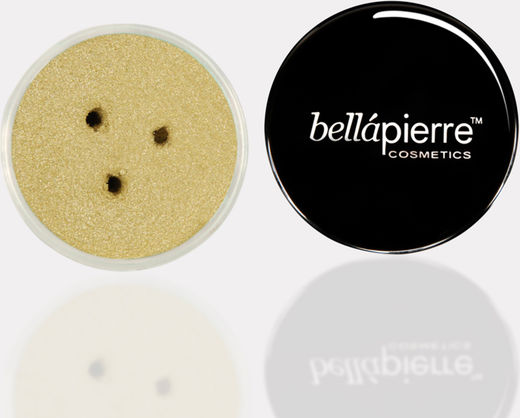 Bellapierre shimmer powder discoteque