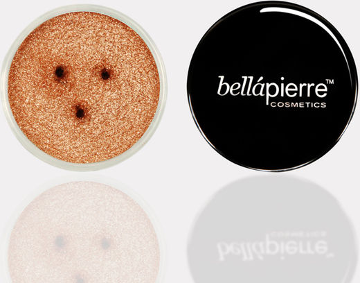 Bellapierre shimmer powder celebration