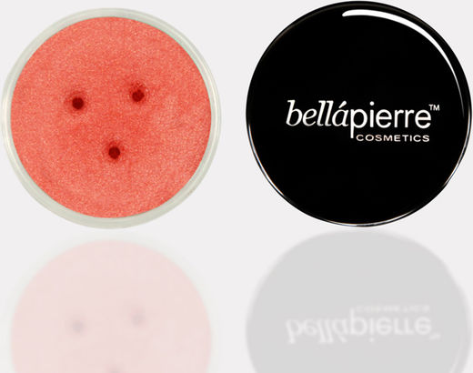 Bellapierre shimmer powder sunset