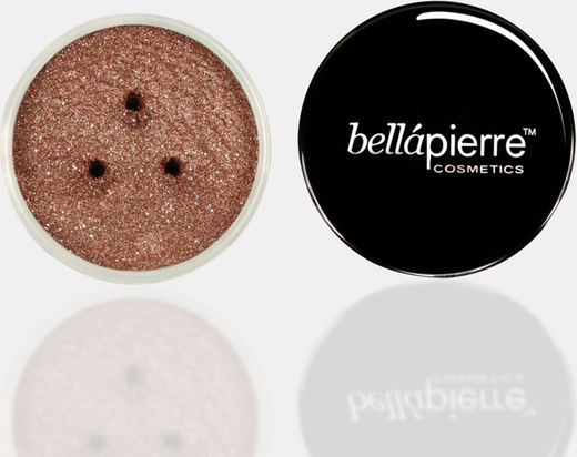 Bellapierre shimmer powder cocoa