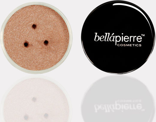 Bellapierre shimmer powder gold&brown