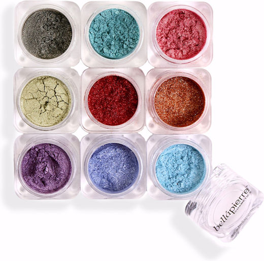 Bellapierre Mineral Shimmer Stack 9 - Fabulous