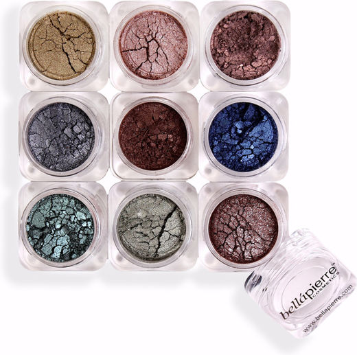 Bellapierre Mineral Shimmer Stack 9 - Pandera