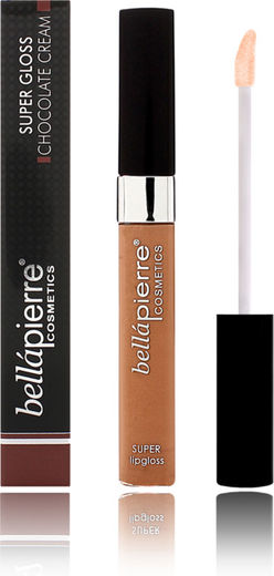 Bellapierre Super Gloss Huulikiilto 9ml - Chocolate Cream