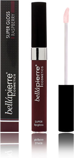 Bellapierre Super Gloss Huulikiilto 9ml - Raspberry