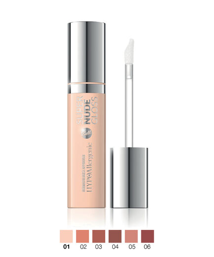 BELL HYPO SUPER NUDE GLOSS 01